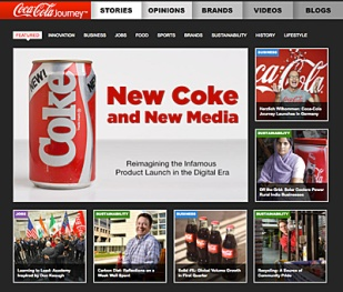 "Coke breaks the ""Golden rule"" of marketing but gets the fundamentals right."