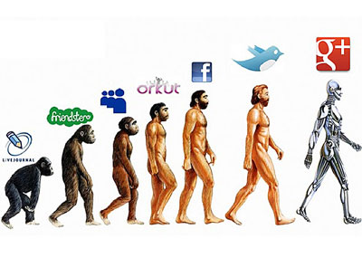 The evolution of social