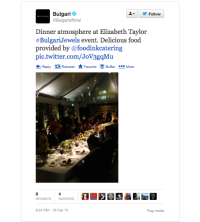 @Garyvee pans Bugari Jewelry's tweet about dinner with Elizabeth Taylor