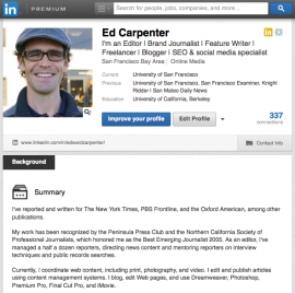Ed Carpenter's on LinkedIn