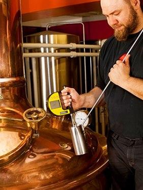 Beer brewmaster
